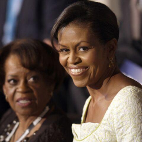 Michelle Obama et sa mère ensemble à la Maison Blanche?