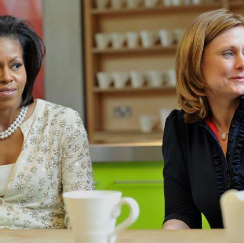 Michelle Obama et Sarah Brown réprouvent l'attitude de Carla Bruni-Sarkozy