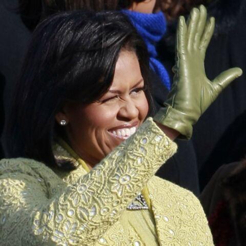 Michelle Obama: son coiffeur est une star!