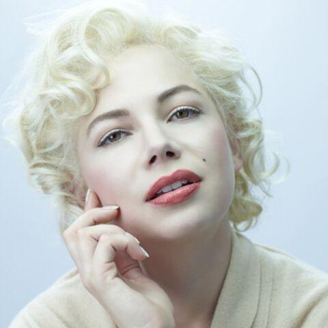 Michelle Williams est Marilyn Monroe