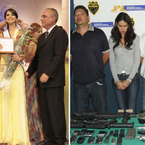Miss Mexique derrière les barreaux et sans sa couronne!
