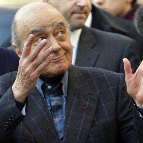 Mohamed Al-Fayed se voit Président