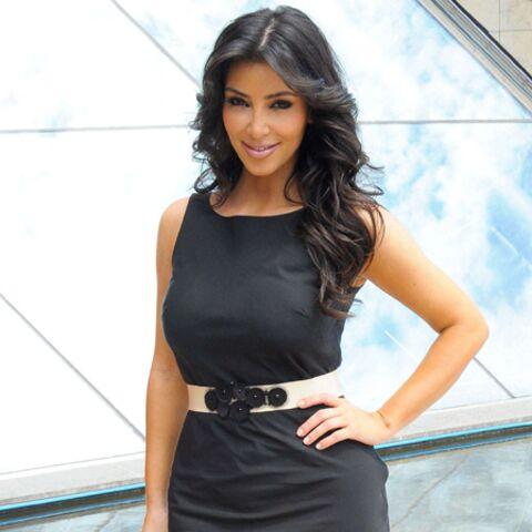 Kim Kardashian fait sa promo à Monte-Carlo