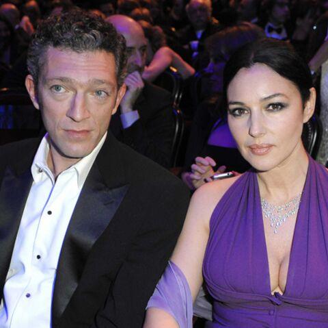 Monica Bellucci et Vincent Cassel réunis au théâtre