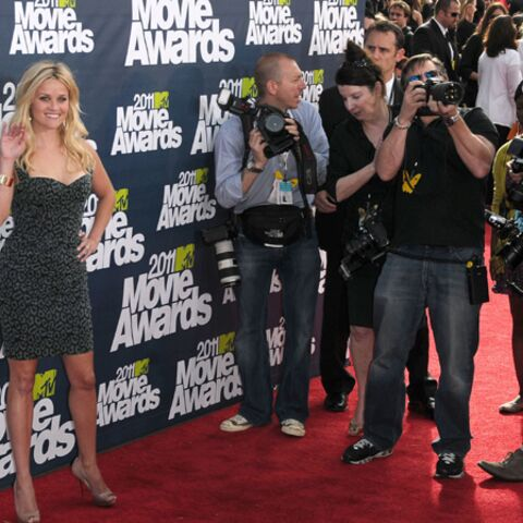 Reese Witherspoon, Cameron Diaz, Patrick Dempsey… Toutes les stars au MTV Movie Awards