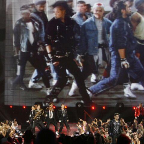 Michael Jackson, héros des MTV Video Music Awards