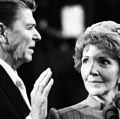 Nancy Reagan vit avec le fantôme de son mari
