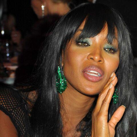 Vidéo- Naomi Campbell a encore frappé