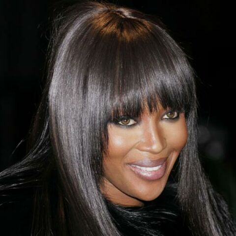 Naomi Campbell s'offre Vladimir Poutine