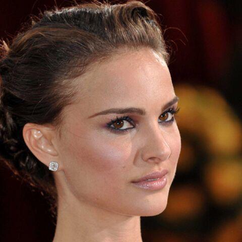Natalie Portman, récompensée pour son engagement humanitaire