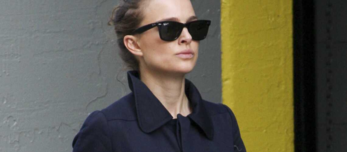 Natalie Portman, la jeune maman garde la ligne