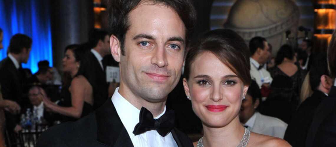 Natalie Portman Et Benjamin Millepied Pour Le Mariage Gay Gala