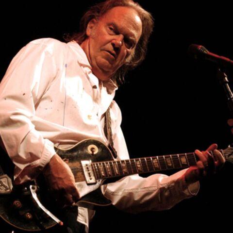 Neil Young honoré par l'Académie des Grammy