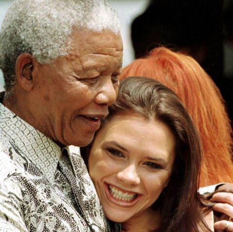 Nelson Mandela, las d'être sollicité