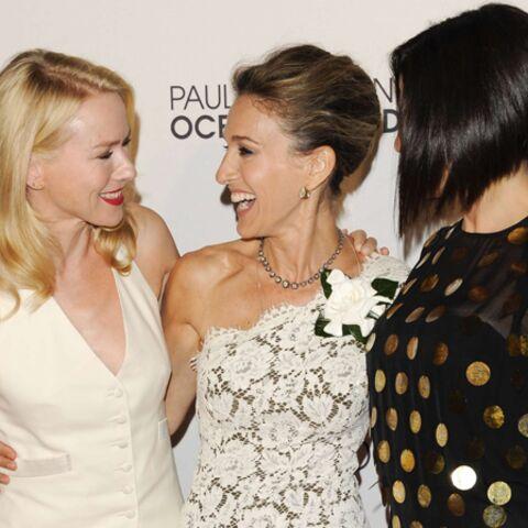Photos- Naomi Watts et Sarah Jessica Parker, les bonnes copines à la fête