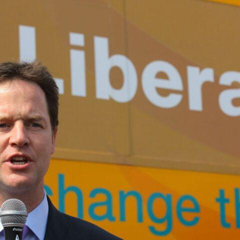 Nick Clegg: le troisième homme