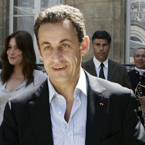 Sarkozy et Juppé réunis pour Carla Bruni