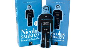 La poupée vaudou de Nicolas Sarkozy fait un carton