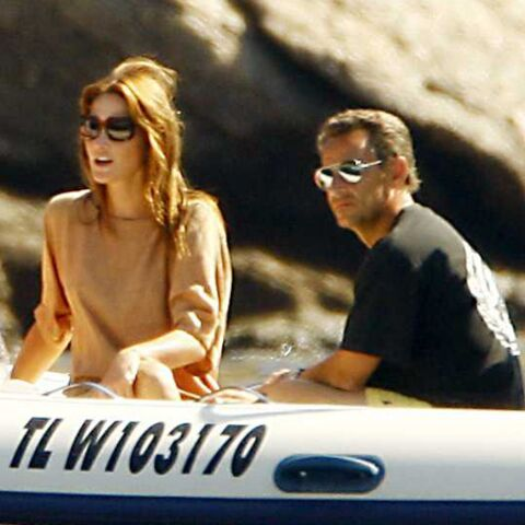Nicolas Sarkozy préfère roucouler avec Carla que remplacer François Fillon
