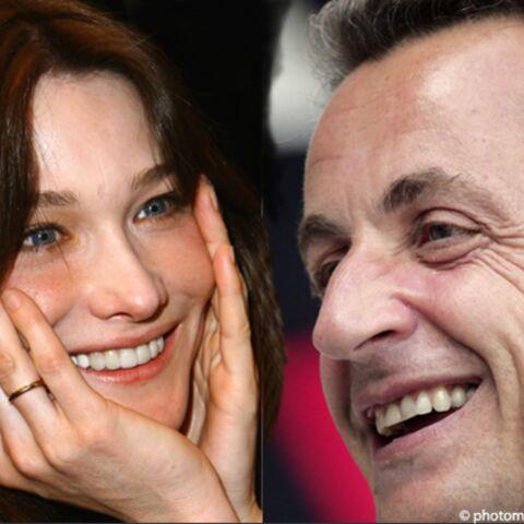 Nicolas Sarkozy et Carla Bruni: le faux voyage de noces