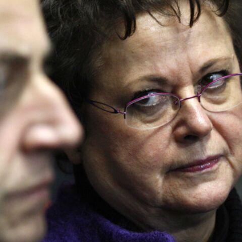 Nicolas Sarkozy menace Christine Boutin