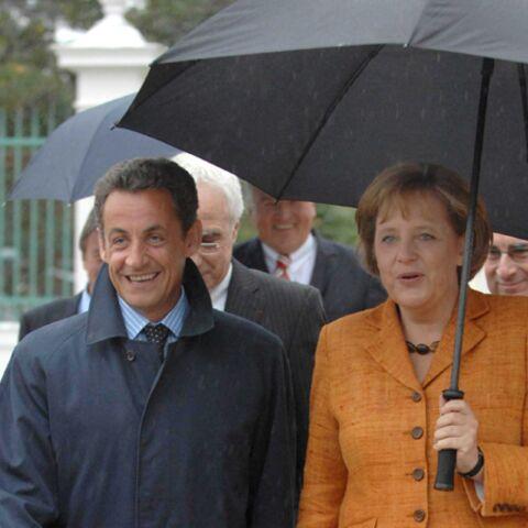 Le parapluie «Sarkozy»