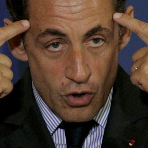 Nicolas Sarkozy et Ségolène Royal abusent du maquillage…