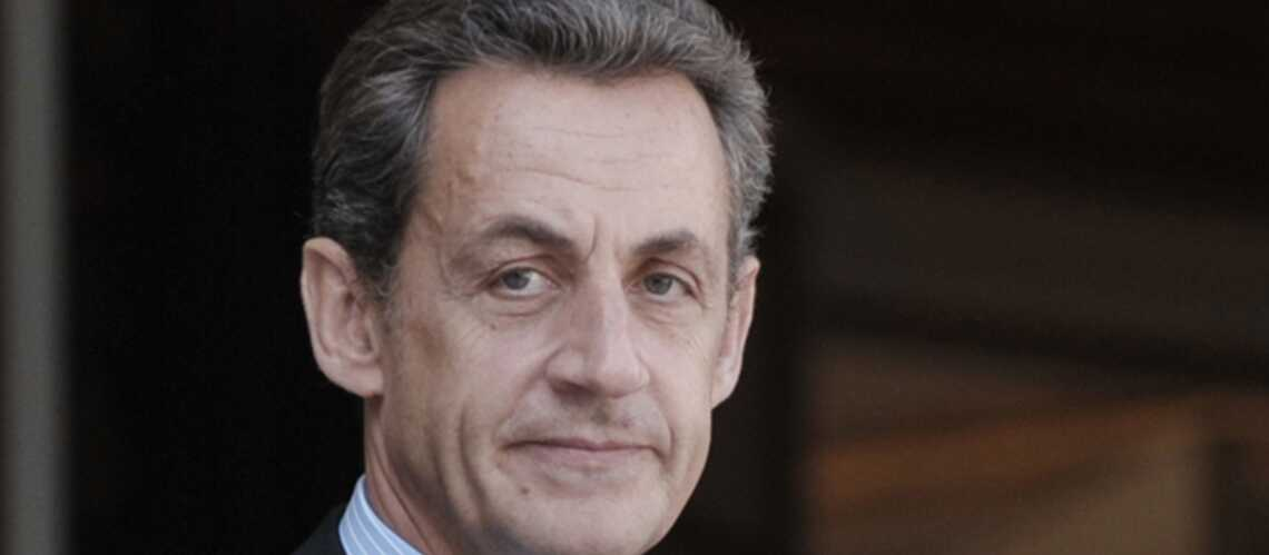 Nicolas Sarkozy enfile le treillis