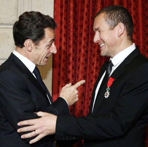 Nicolas Sarkozy s'épanche sur le chevalier Boon