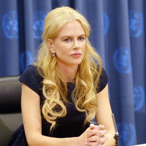 Nicole Kidman se bat en faveur des femmes