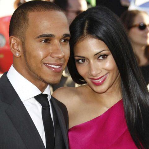 Nicole Sherzinger et Lewis Hamilton se retrouvent
