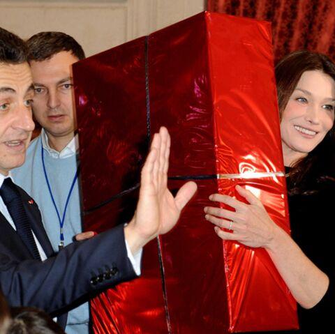 C'est déjà Noël chez les Sarkozy