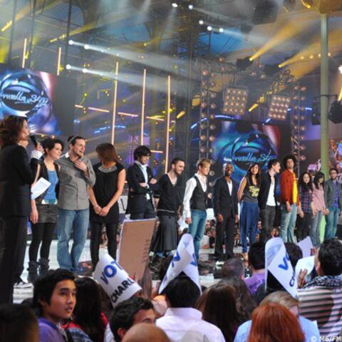 Nouvelle Star: copié-collé de leurs idoles
