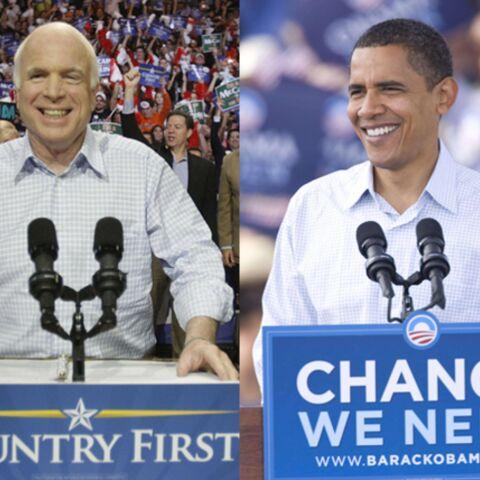J-1: dernier sprint pour McCain et Obama