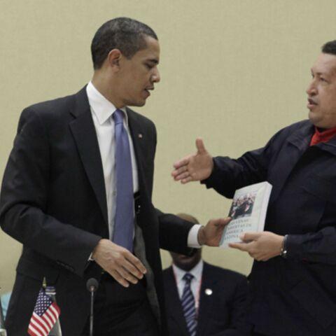 Barack Obama reçoit un livre piégé