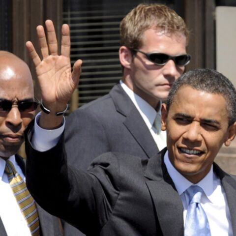 Barack Obama sous haute surveillance