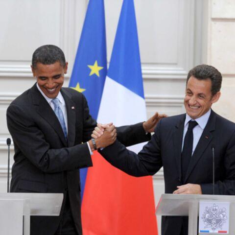La France fan d'Obama