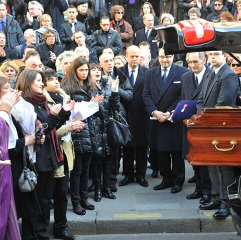Annie Girardot: l'adieu en photos