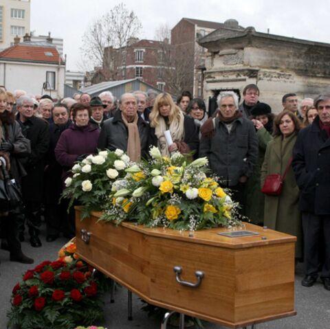 Obsèques de Roger Pierre