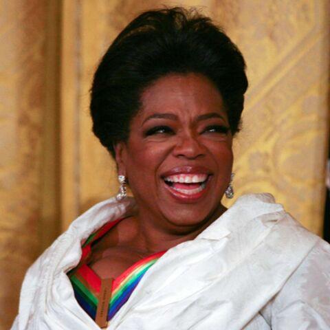 Tout sourit à Oprah Winfrey