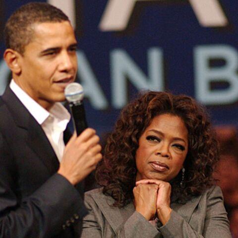 Oprah Winfrey en campagne avec Barack Obama!