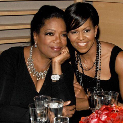 Oprah Winfrey s'invite chez les Obama