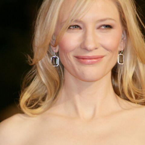 Cate Blanchett attend un troisième enfant