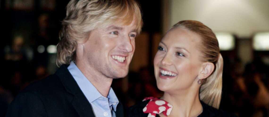 Kate Hudson et Owen Wilson bientôt mariés!