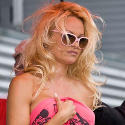 Pamela Anderson poursuivie pour des impayés