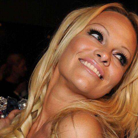Pamela Anderson, cœur à prendre