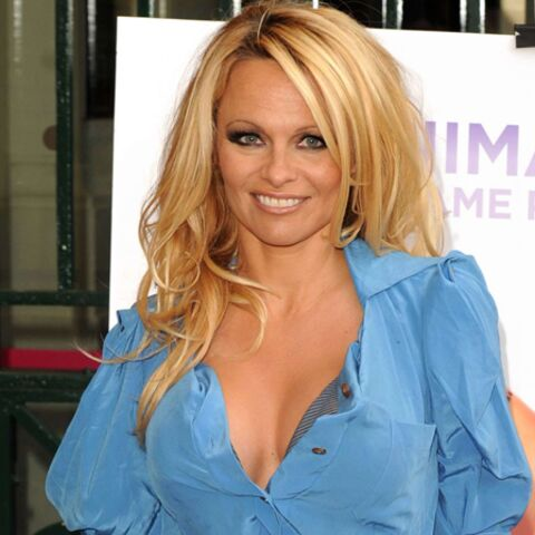 Pamela Anderson se découvre… une âme de militante