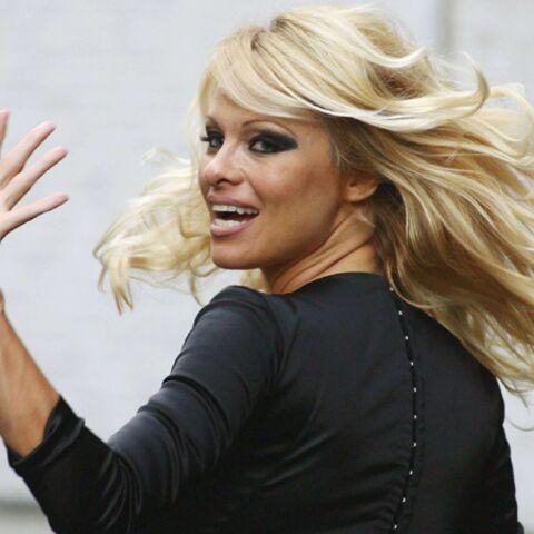 Pamela Anderson: gare, elle a un ticket avec un harceleur fou
