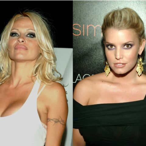 Entre Pamela Anderson et Jessica Simpson, la guerre est déclarée!