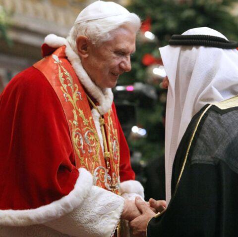 Le pape change de disque